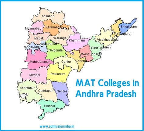 Mat For Mba In India by Mba Colleges Accepting Mat Score In Andhra Pradesh Mat