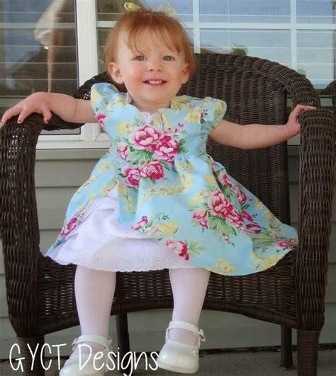 Id 9128 Crossover Flower Dress crossover skirt and ruffled petticoat tutorial