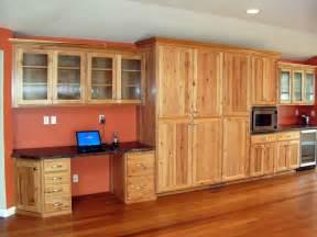 hickory cabinets kitchen hickory