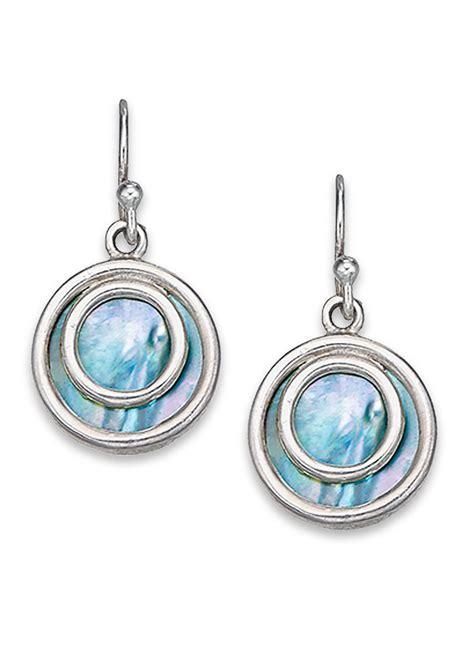 blue whisper earrings amerimark catalog