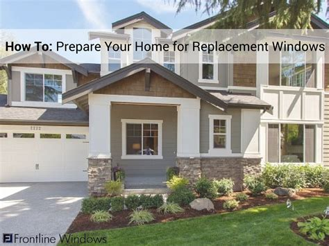 24 hour house window repair how to prepare your home for replacement windows