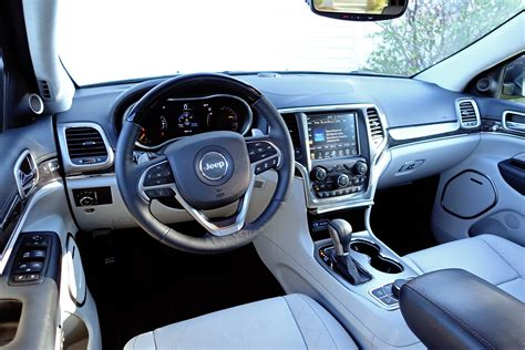 jeep interior 2017 2017 jeep grand review