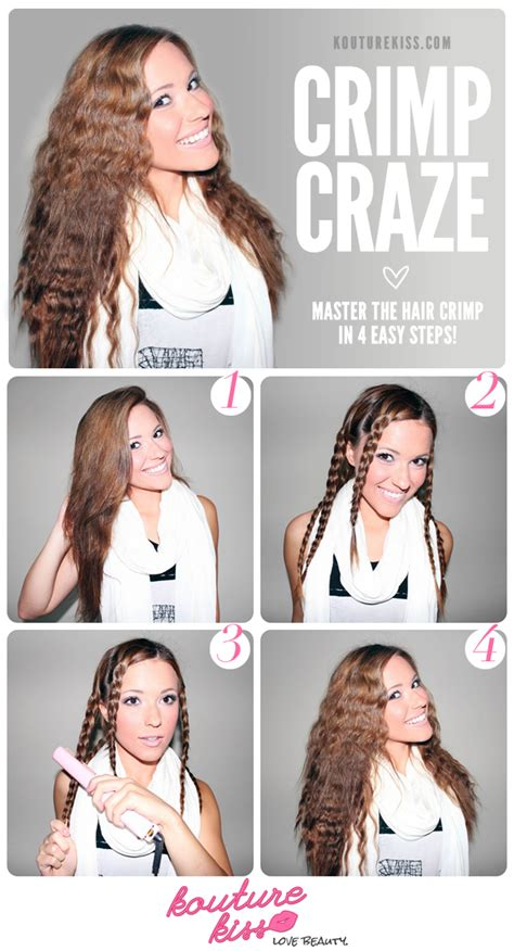 Hairstyles With A Straightener by 9 Genius Hairstyles You Can Do With A Flat Iron