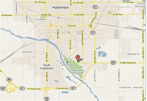 City Of Hutchinson Hutchinson Ks Kansastravel Org