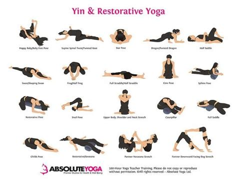 the best 110 poses for practice guide and tips for improving your health books 253 best images about yin on restorative