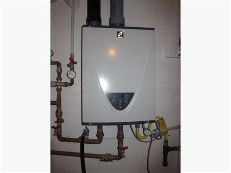 On Demand Water Heater Propane On Demand Water Heater Comox Cbell River