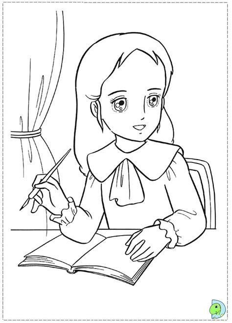 sarah kay coloring pages