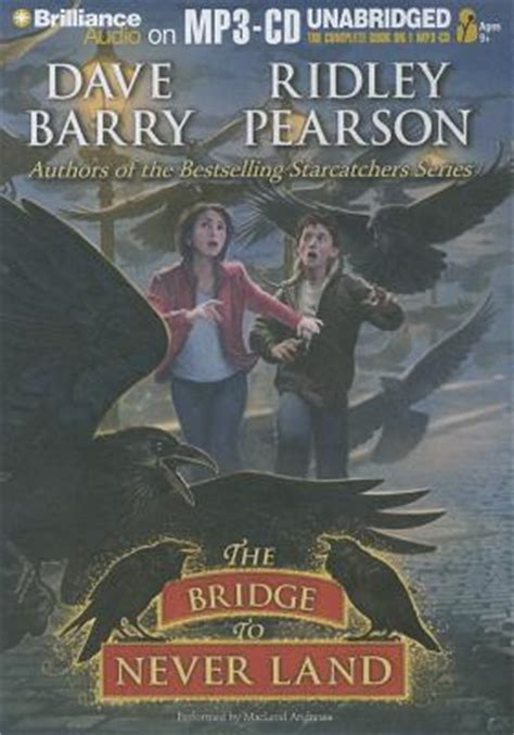 she never knew a doc wakefield mystery books the bridge to never land mp3 cd book passage