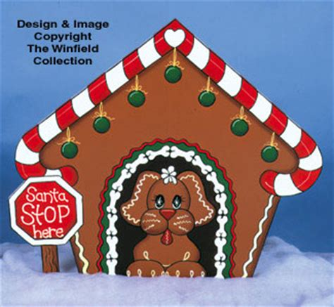 dog house patterns gingerbread gingerbread dog house wood pattern
