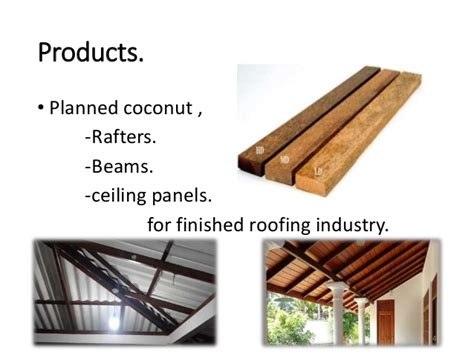 What Is The Minimum Ceiling Height by Coconut Wood Roofing Timber Industry Production Plan