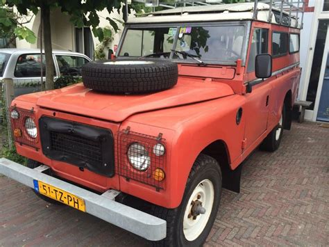 land rover one 1980 land rover series iii stage one land rover