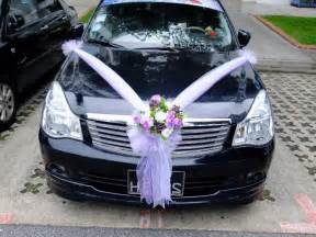 wedding car decoration ideas designers tips and photo