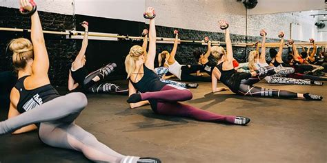 Fitness Barre Cranberry 1 by The Barre Code Franchise For Sale Franchiseopportunities