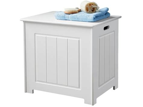 bathroom storage with laundry bin new white wooden bathroom laundry storage box bin basket