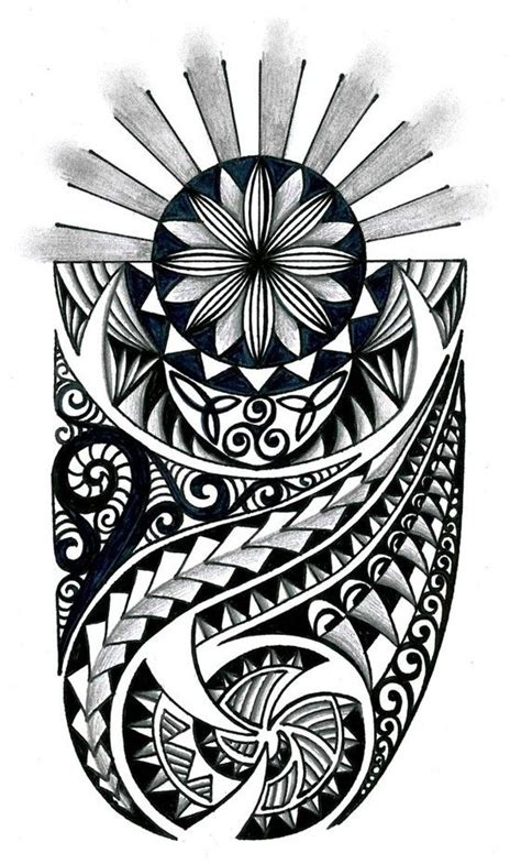 48 coolest polynesian tattoo designs polynesian tattoo