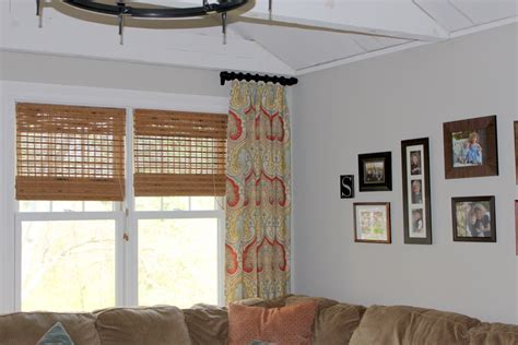 matchstick curtains you can t go wrong with a bamboo shade lorri dyner design