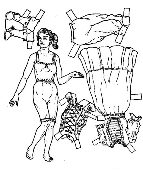 fashion doll coloring pages doll dress coloring pages coloring sky