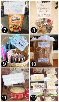 diy gifts 50 just because gift ideas for him
