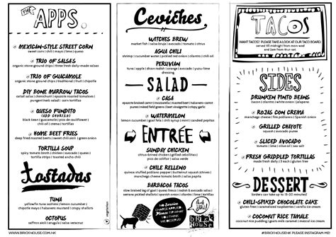 brick house menu the new menu brick house lovebites
