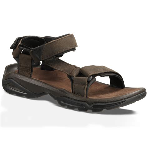 teva leather sandals teva s terra fi 4 leather sandals