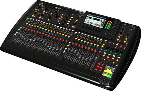 Mixer Audio Mickey behringer x32 40 input 25 digital mixer pssl