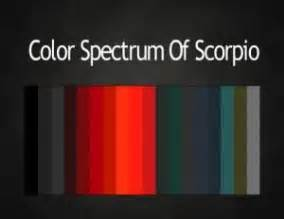 colors of the zodiac 17 best images about the scorpion on pinterest zodiac