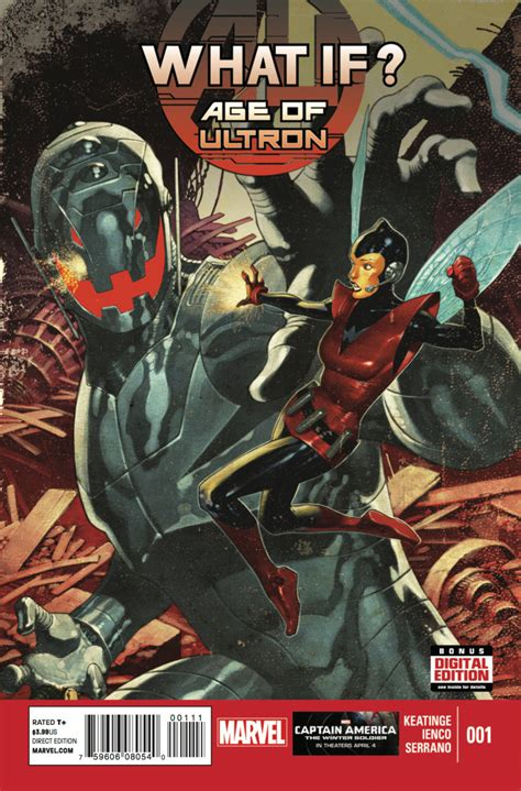 what of is what if age of ultron vol 1 1 marvel comics database