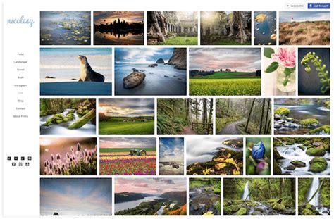 Build A Modern Hosted Photo Gallery Website For Under 10 A Month Smugmug Website Templates