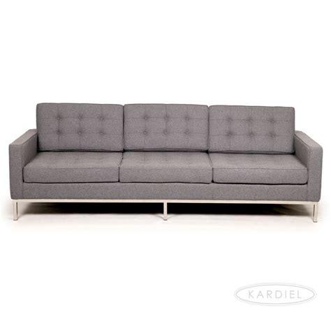 grey tweed sofa home