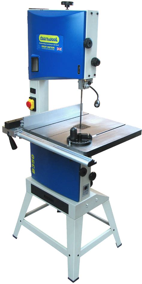 woodworking bandsaw b350 bs350 charnwood 14 350mm woodworking bandsaw