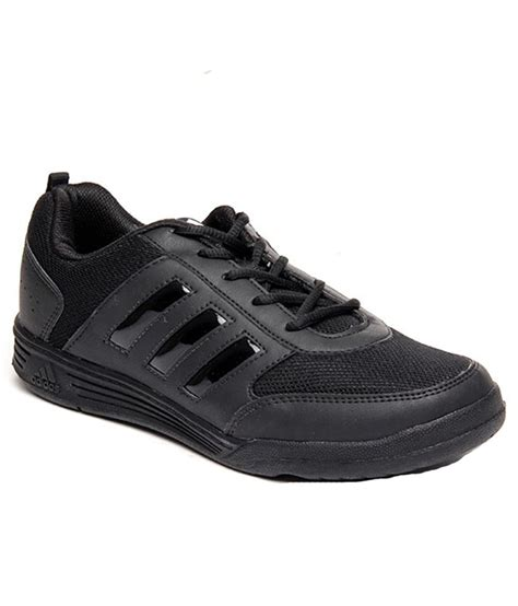 buy adidas black mesh casual shoe for snapdeal