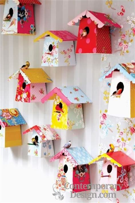 Wall Decoration Ideas With Paper