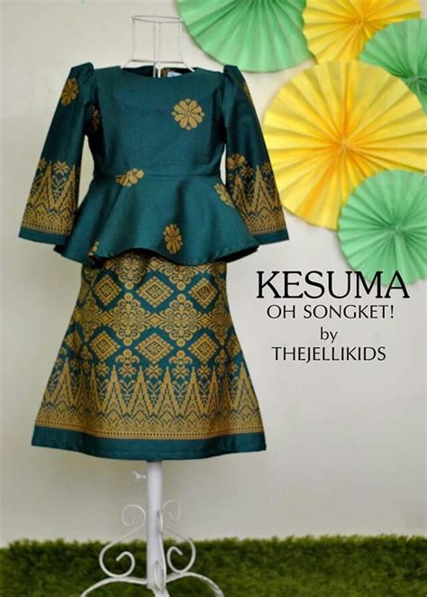 Baju Baby Nexxkids Bunga Hijau 47 best the jellikids images on peplum baju kurung and emerald green