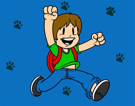 imagenes de niños alegres en caricatura ni 241 o feliz animado imagui