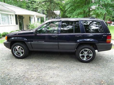 1997 Jeep Grand Laredo Find Used 1997 Jeep Grand Laredo Sport Utility 4