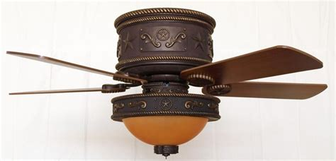 western ceiling fans with lights western star ceiling hugger fan rustic lighting and fans