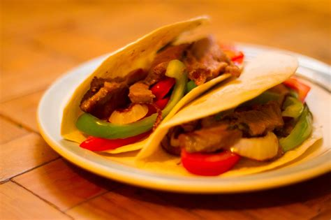 how to make texas skirt steak fajitas 9 steps with pictures