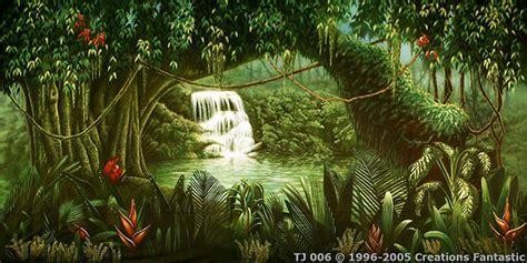 Elephant Drapes Tropical Jungle 6 Backdrops Fantastic Australia