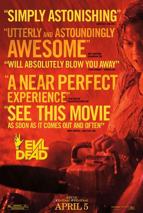 evil dead film video download evil dead 2013 movie poster1
