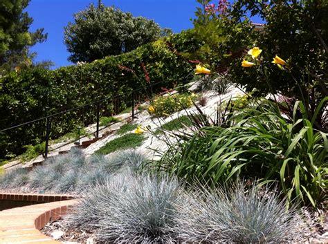 Landscape Design Ventura County Beautiful Hillside Landscape In Moorpark Ventura