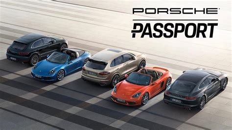 porsche sports car porsche launches new sports car and suv subscription program