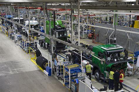 volvo trucks sweden factory nopeia toimituksia 3d mallien avulla koneporssi com