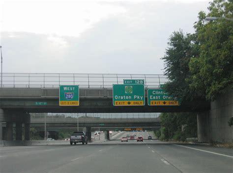 Garden State Plaza Nine West New Jersey Aaroads Interstate 280 West