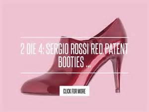 2 Die 4 Sergio Patent Booties by 2 Die 4 Sergio Patent Booties Fashion