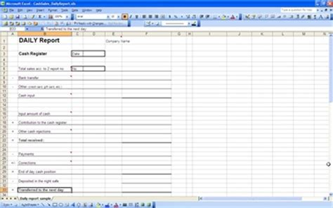 Project Report Format In Excel For Cash Credit Loan A Project Report On Analysis Of Financial Excel Transaction Template