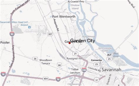 Garden City Ga by Garden City Location Guide