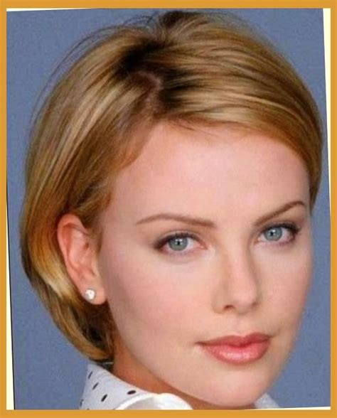 hairstyles for fine thin hair with oval face 40 short straight hairstyles for fine hair oval face with