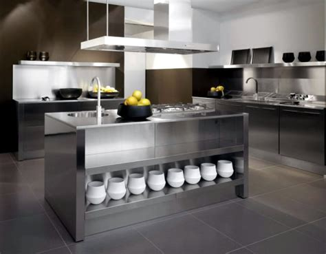 stainless steel kitchen designs modern stainless steel kitchen design interior design