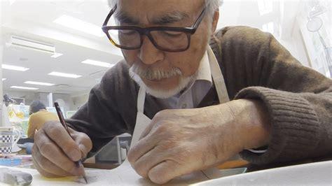 regarder never ending man hayao miyazaki film streaming vf complet 2019 gratuit never ending man hayao miyazaki 2016 mymovies it