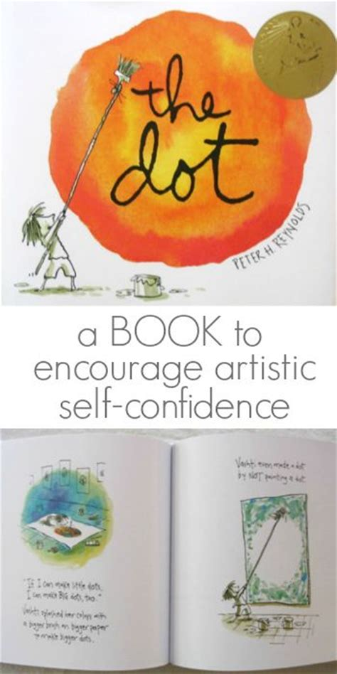 the dot creatrilogy the dot a book about creativity and confidence blind dates creativity and pictures